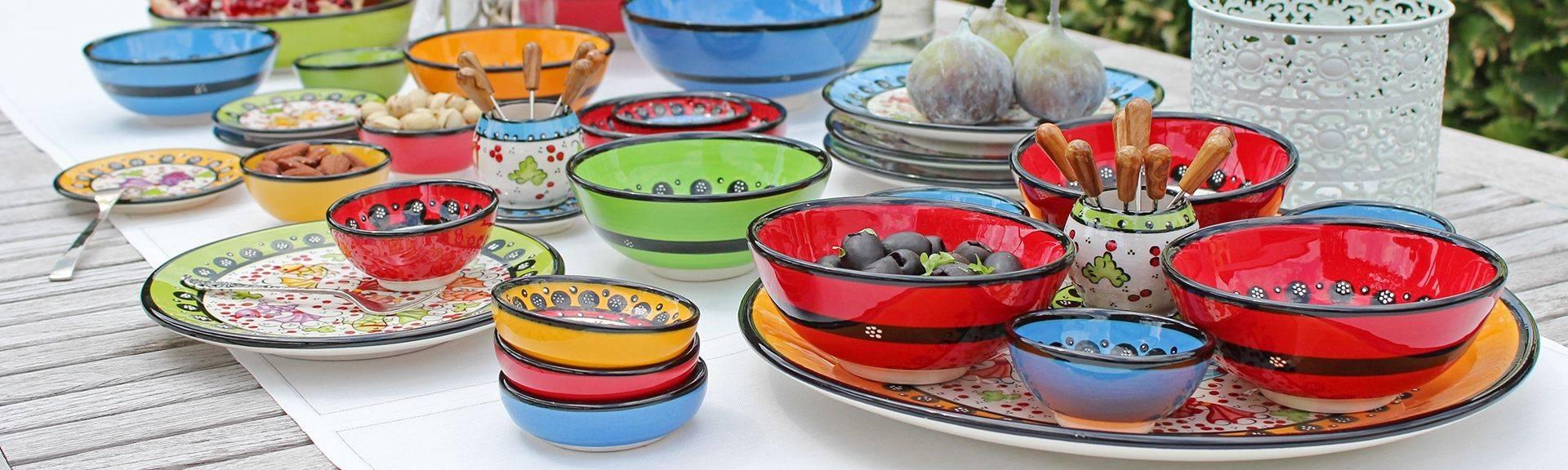 Keramik Serie Nimet