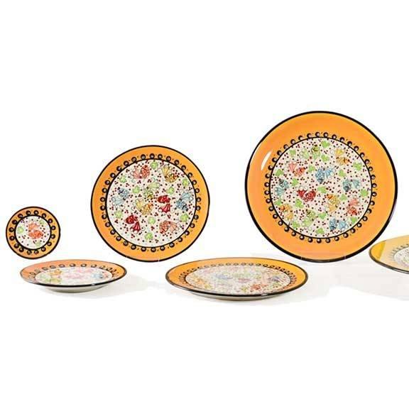 Keramikteller aus der Türkei