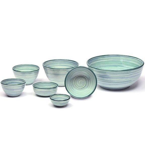 keramik serie skyline linienmuster
