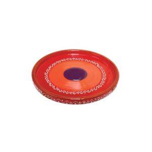 keramik tapasteller rot 18cm