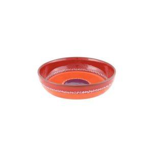 rote keramikschale 15cm