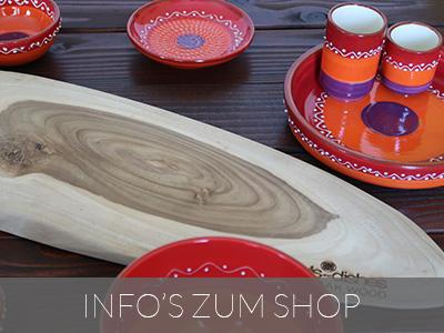 blog informationen zum shop