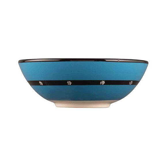 blaue schale 20 cm